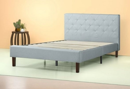 Structure of bed frames