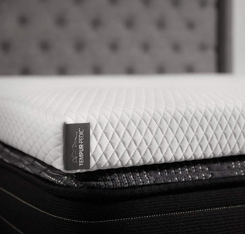 TEMPUR-Adapt + Cooling mattress topper
