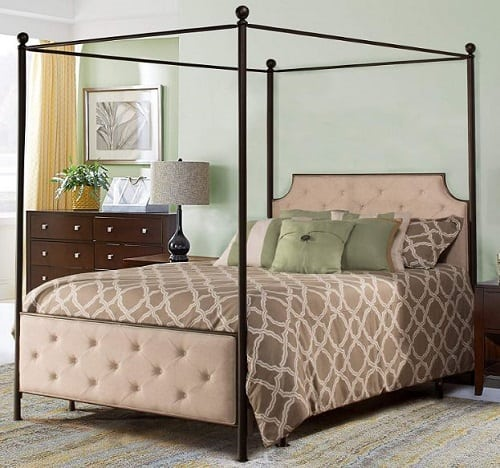 Traditional canopy beds