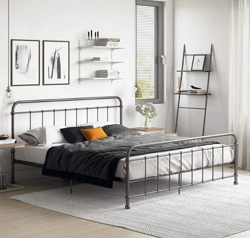 DHP Beaumont Metal Bed