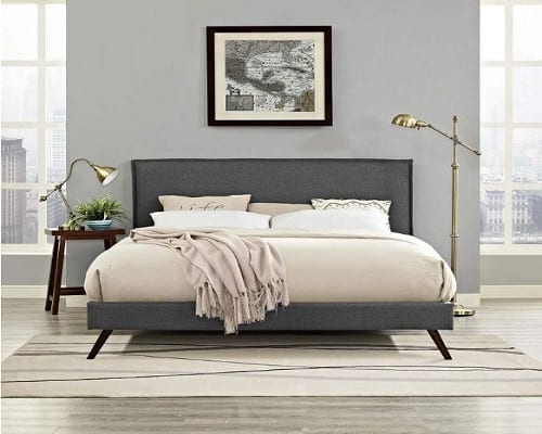 Modway Amaris Upholstered Queen Bed