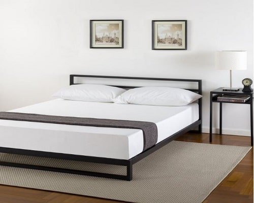 Trisha Bed Frame by Zinus