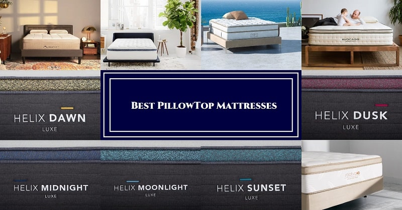 best pillowtop mattress