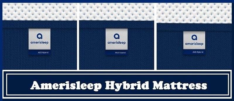 Amerisleep hybrid mattresses