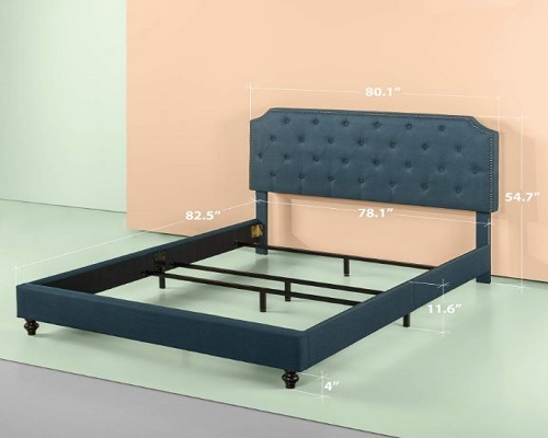 King Size Bed Frames dimensions