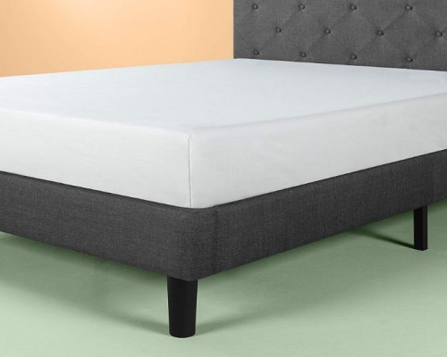 memory foam bed frames