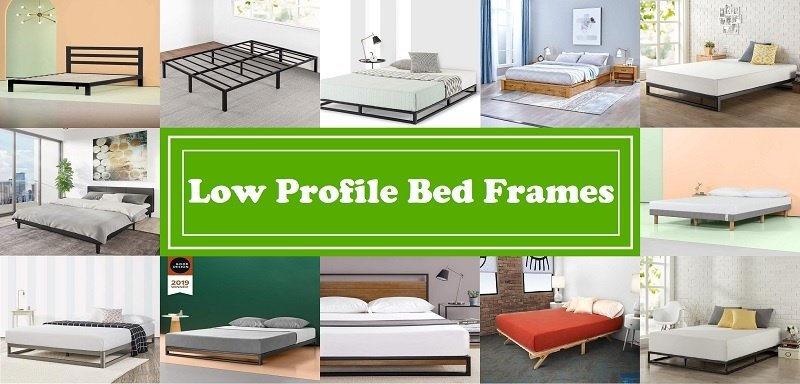Best Low Profile Bed Frames