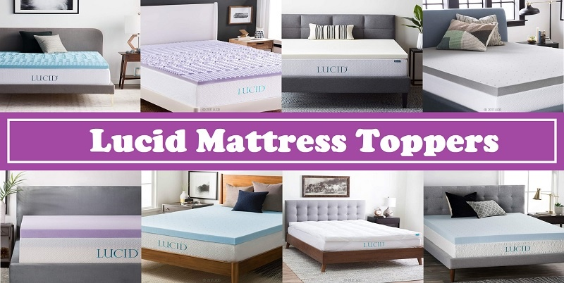 Lucid Mattress Toppers