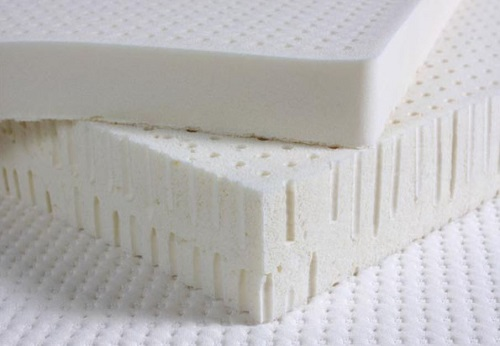PlushBeds Natural Latex Mattress Topper