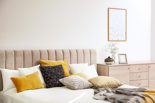 Add Pillows For Color