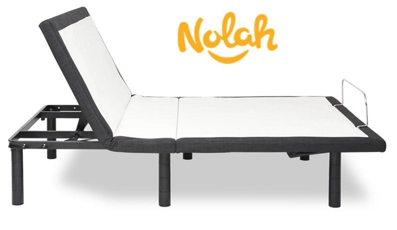 Nolah adjustable base frame
