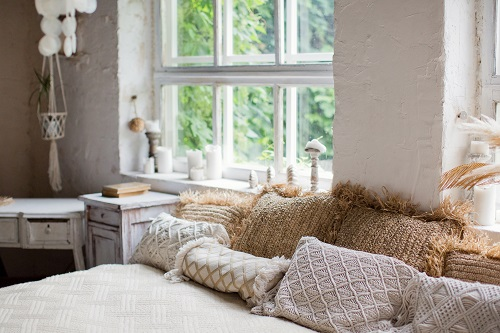 Boho Chic Pillow Ideas
