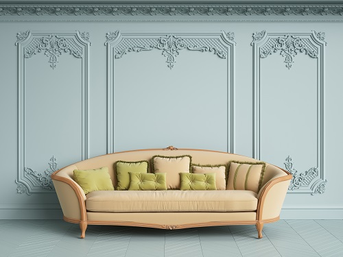 Traditional Bedroom Sofas