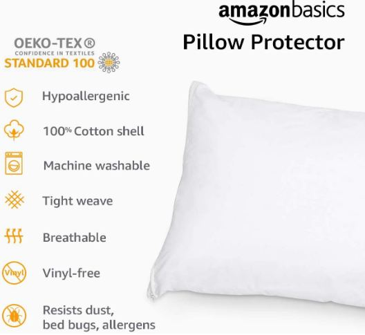 bed pillow protector