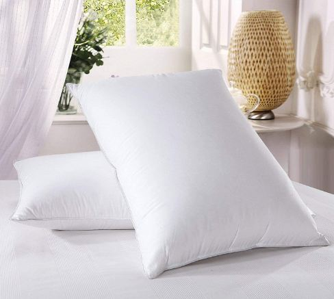 how to choose a down pillow