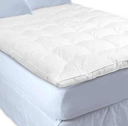 goose feather mattress toppers
